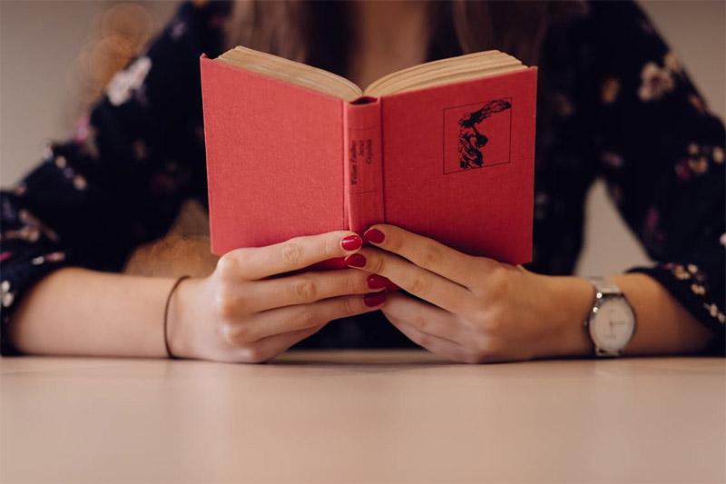 ทายใจ หนังสือเล่มโปรด