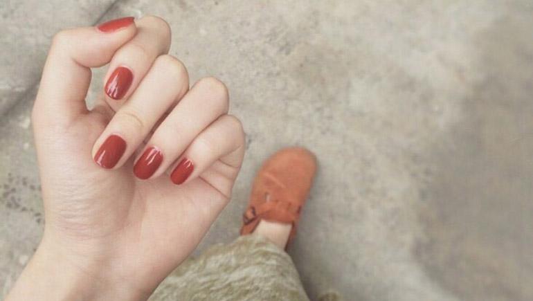 nail สีเล็บบอกนิสัย เล็บ