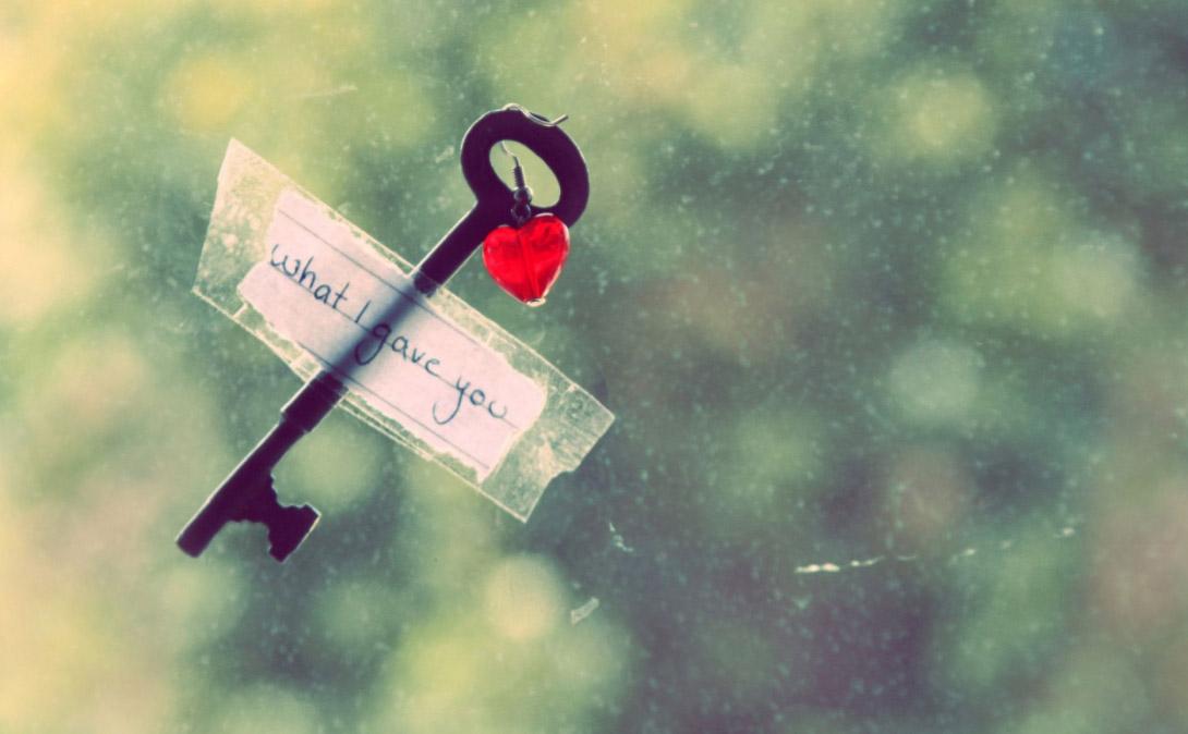ความรัก หวง