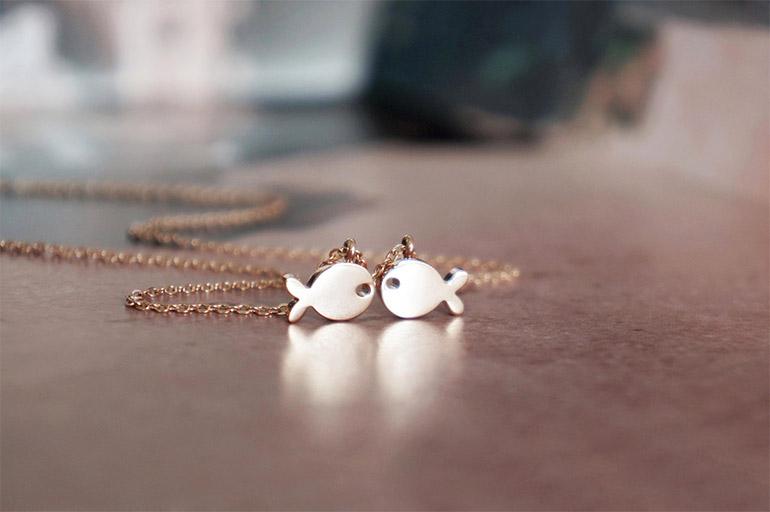วิธีทำนายความรัก ตำราปลาคู่