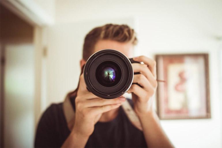 ช่างภาพ ถ่ายรูป แฟน