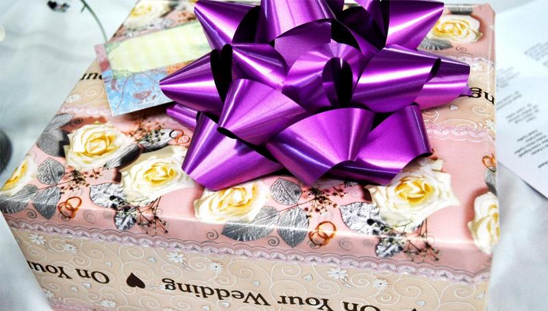 ของขวัญ ต้องห้าม ปีใหม่ ลางสังหรณ์