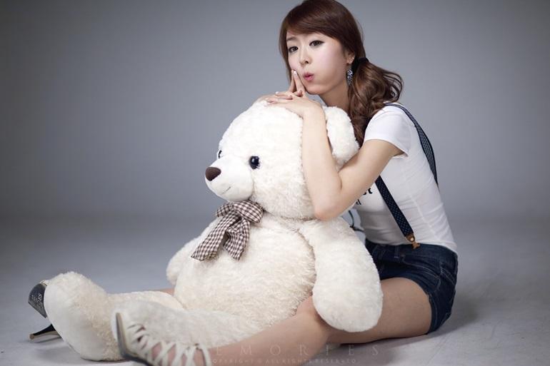 น่ารัก หมี อ้วน