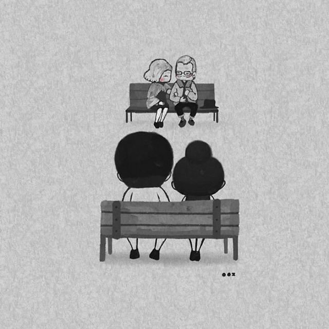 21 ภาพคู่รักสุดน่ารัก
