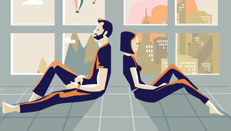 ความสัมพันธ์ ง้อแฟน ทะเลาะ เลิกกับแฟน