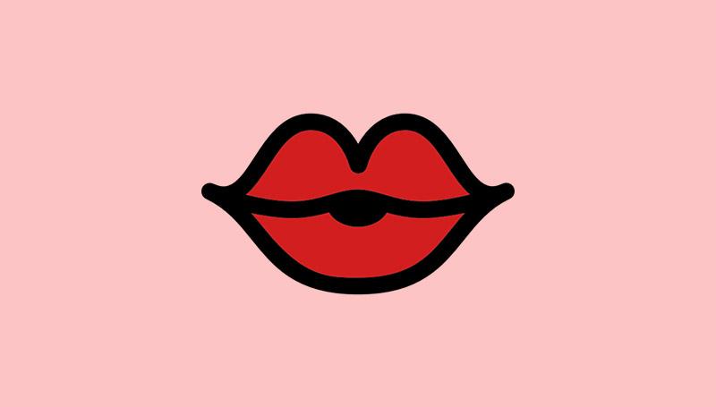 ทายนิสัย ทำนาย ปาก ริมฝีปาก