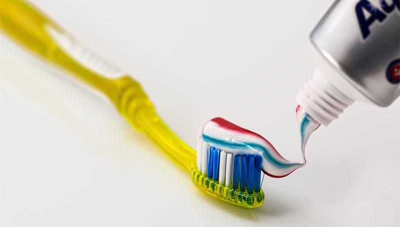 ทายนิสัย ทายใจ หลอดยาสีฟัน