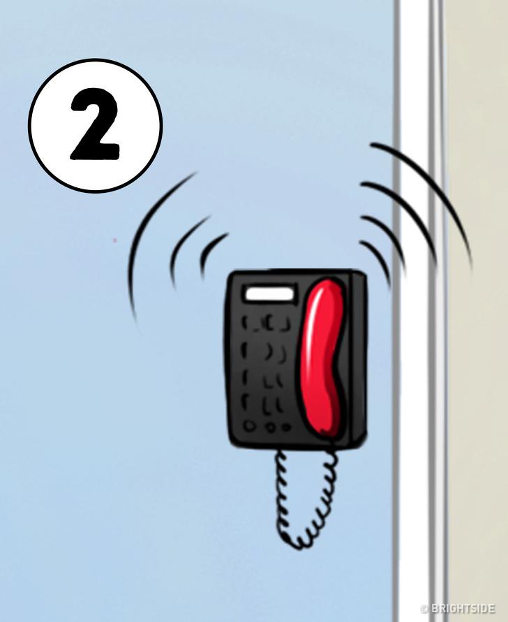 เลือกที่จะรับโทรศัพท์ก่อน