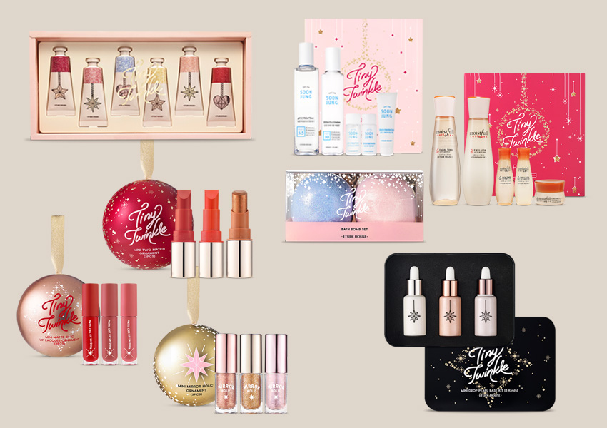 Etude TINY TWINKLE HOLIDAY COLLECTION
