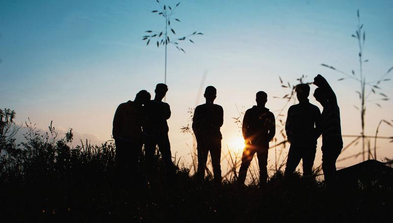 คนรอบข้าง ความสัมพันธ์ เคล็ดลับคบเพื่อน เพื่อน