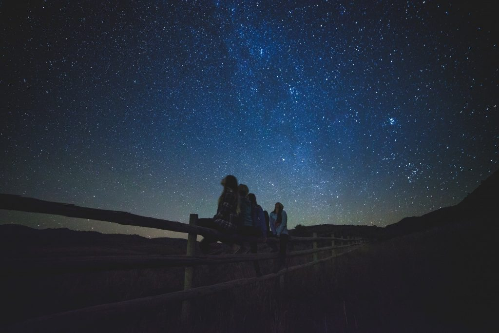 คุณคือดาวกลุ่มไหนบนฟากฟ้า